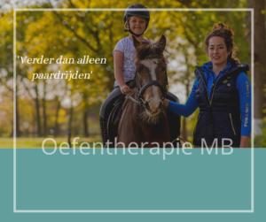 Oefentherapie MB